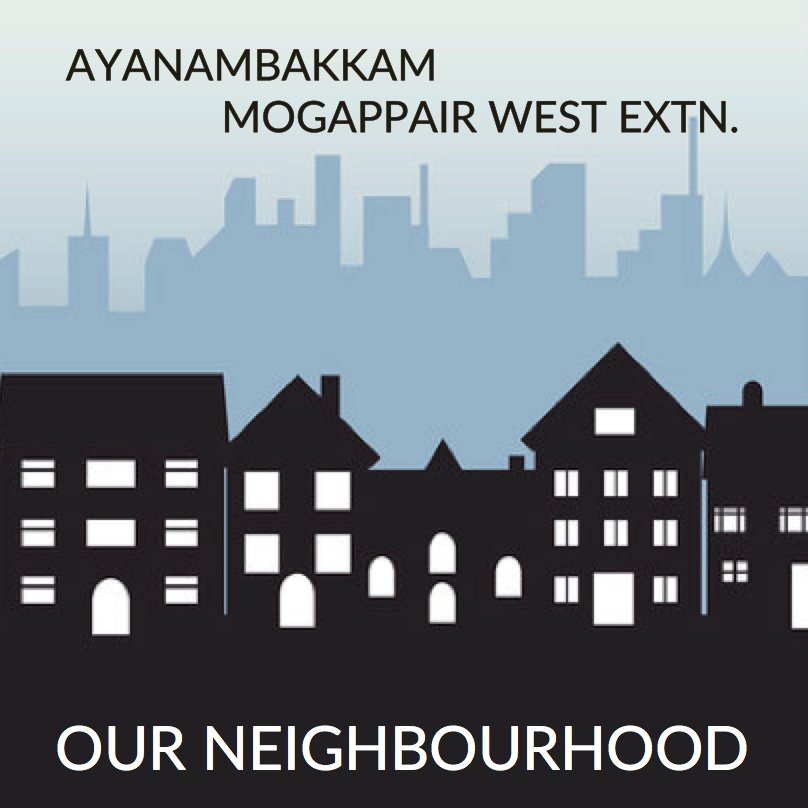 Ayanambakkam, A Destination For All: Hospitals, Schools, Restaurants & Temples